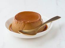 Homemade Chocolate Flan