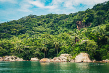 Beautiful Tropical Coast