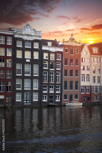 Photo  Amsterdam autumn.