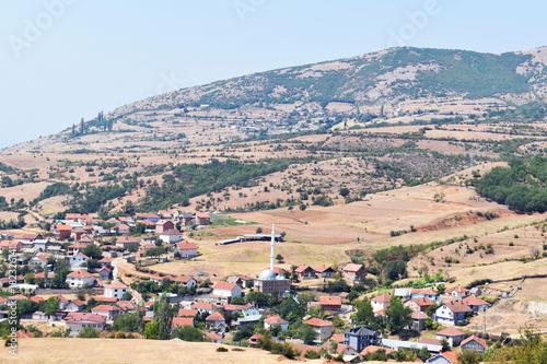 Zdjęcie XXL Wioska Skopje Makedonia Europa