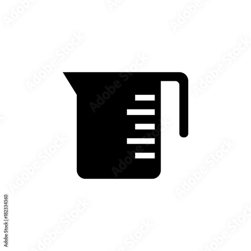 Measuring Cup Icon Chef Kitchen Element Icon Premium Quality Extraordinary Kitchen Design Websites Collection