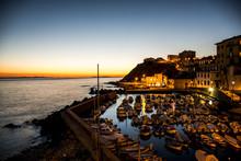 Piombino Town Harbor Livorno T...