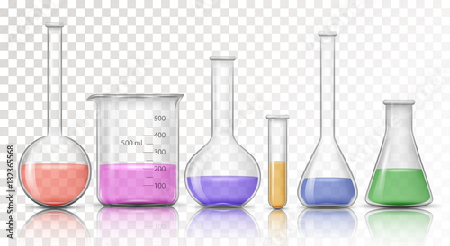 Photo  Equipment for chemical lab