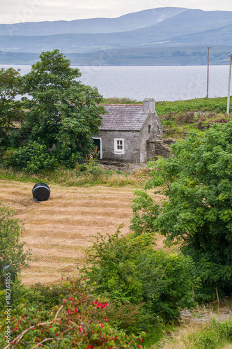 Photo FArming on Bantry Bay, Ireland