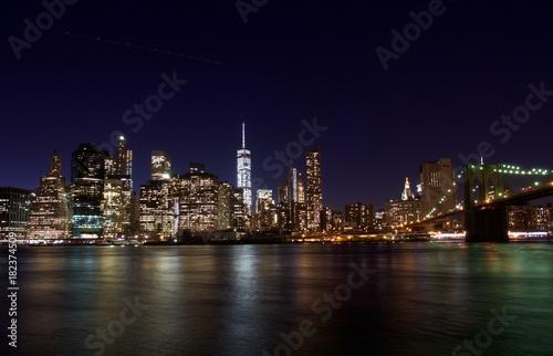 Fototapety, obrazy: New York City - One Wall Trade Center 2