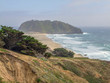 coastal scenery in California