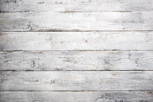 White Old Wooden Background. Wooden Texture. Old White Grunge Texture Planks
