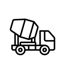 Construction - Cement Truck - ...