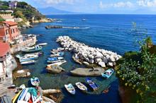 Napoli, Piccolo Porto Di Marec...