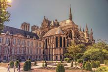 Cathédrale De Reims Et Palais...