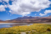 Altiplano Laguna In Sud Lipez ...