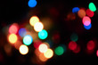 christmas bokeh overlay abstract defocused background texture sparkling circle lights wallpaper
