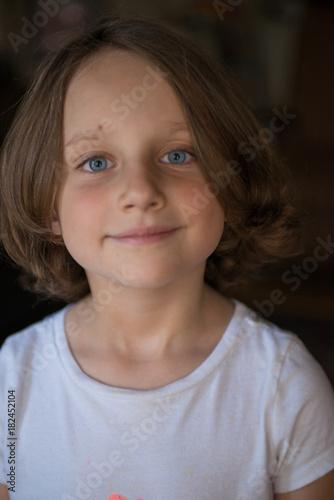 Fototapeta Ellie is six #4