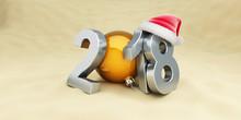 Christmas 2018 New Year Holida...