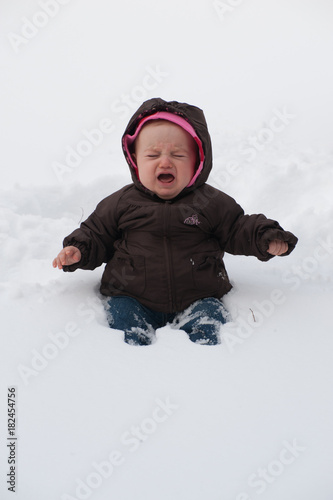 Photo  Ellie Hates Snow #2