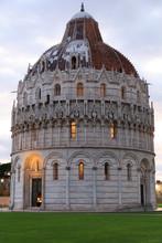 Italy. Pisa, Italy. Pisa Bapti...