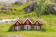 Elf Houses In Iceland