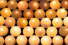 Lighted Tealight Candlelight B...