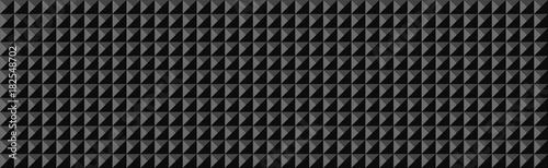 Photo  Dunker Hintergrund mit Pyramidenstruktur