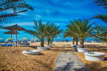 The Beach In Ras Al Khaimah Wi...
