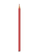 Bleistift-Illustration Als Rot...