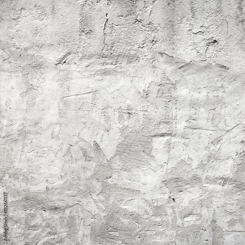 Foto auf AluDibond Alte schmutzig texturierte wand Gray concrete wall texture background