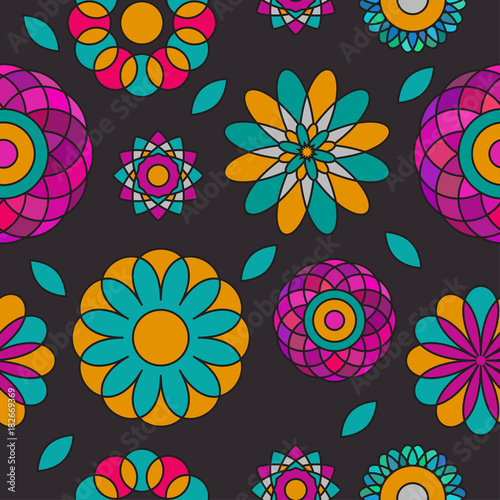 abstract-geometric-flowers