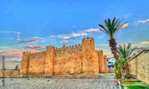 Ribat, a medieval citadel in Sousse, Tunisia.