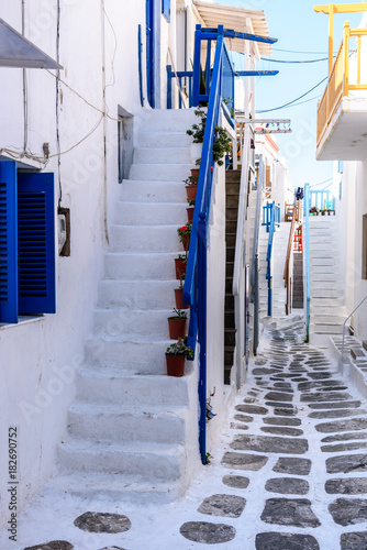 Fotografia  Mykonos, Greece (September 2017)