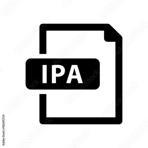 Photo  IPA File Icon