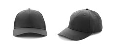 Baseball Cap Black Templates, ...