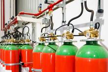 Hazard Fire Suppression System...