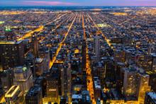 Aerial View Of Philadelphia Wi...