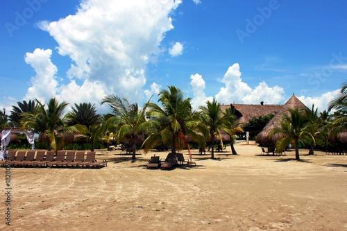 Foto op Plexiglas Caraïben Karibik-Urlaub
