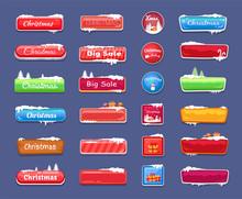 Big Christmas Sale Buttons For...