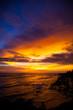 Colourful Sunset In Costa Rica