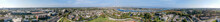 Newport Aerial Panoramic View,...