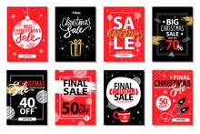 Final Big Christmas Sale Vecto...