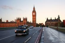 Scene Of Westminster Bridge Se...