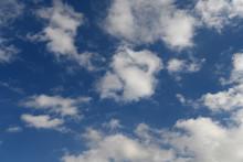 青空と雲「空想・雲の...