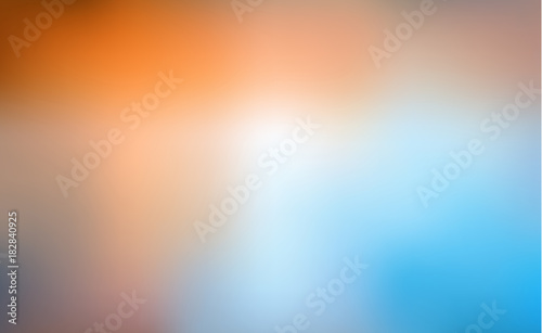 Photo  Colorful Blurred background made with gradient mesh