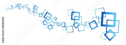 Fototapeta sfondo, grafica, quadrati, astratto, obraz