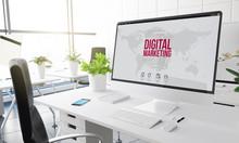Computer Office Digital Marketing