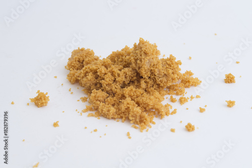 Fototapeta  Lecithin isolated