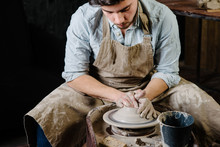 Pottery, Workshop, Ceramics Ar...