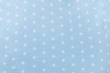 Star Shape Blue Blanket
