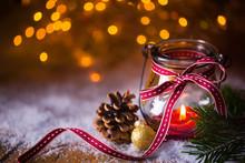 Advent, Christmas  -  Burning ...