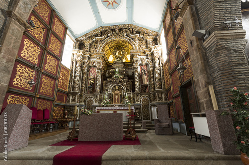 Fotografie, Obraz  Braganca Saint Mary Church