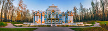 Hermitage Pavilion In Tsarskoe...