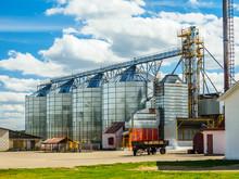 Agricultural Silo, Grain Purif...